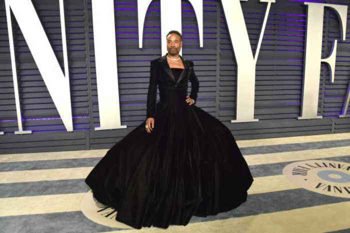 'Pose' star Billy Porter sees fashion as an 'expression' of who he is