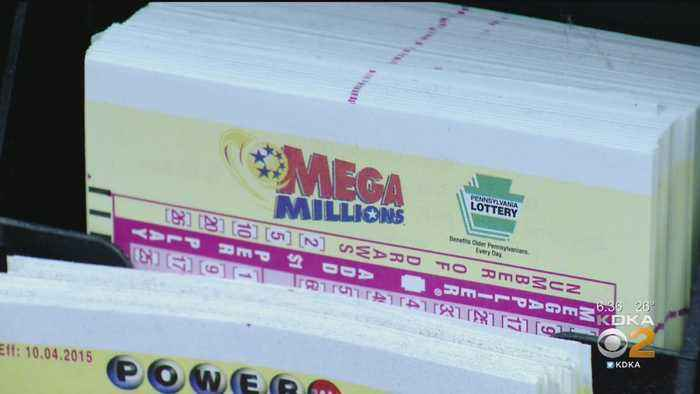 Pa. Lottery Announces Mega Millions, Powerball Tickets Available For Purchase Online
