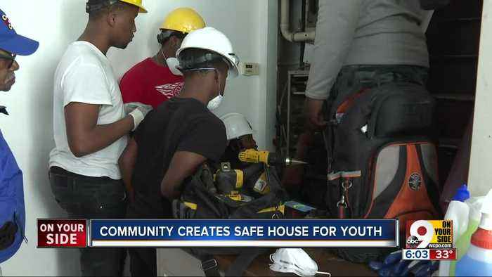 Shootings spur community to create safe house for teens in West Price Hill