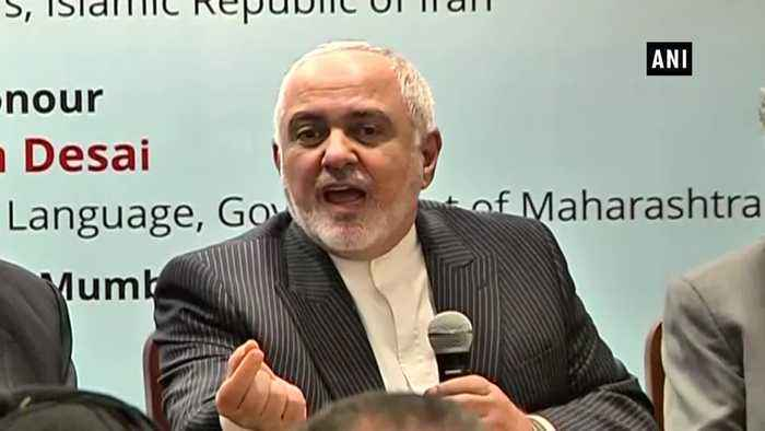 Iran nuclear deal India can encourage US to come back says Iranian Foreign Minister
