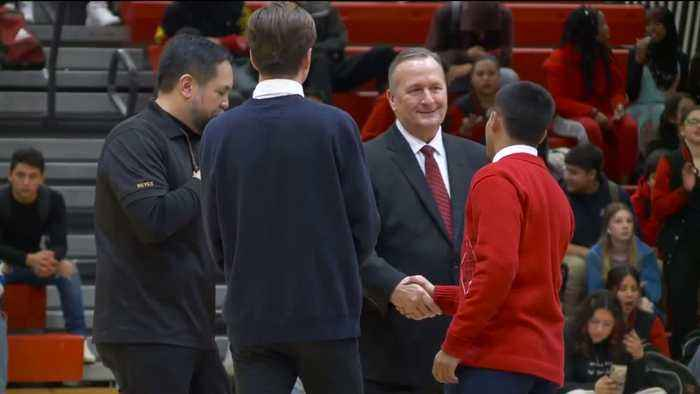 Assistant Utah AG Meets Two High School Students Who Saved His Life