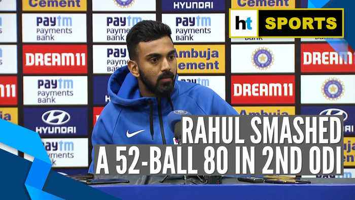 Great challenge to bat in different positions: KL Rahul after match-winning knock