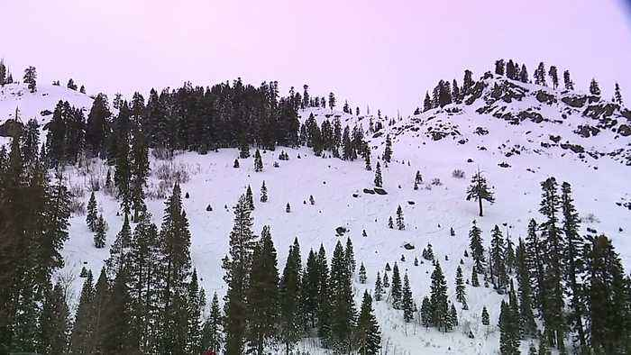 One Dead, One Seriously Injured Following Avalanche in Northern California