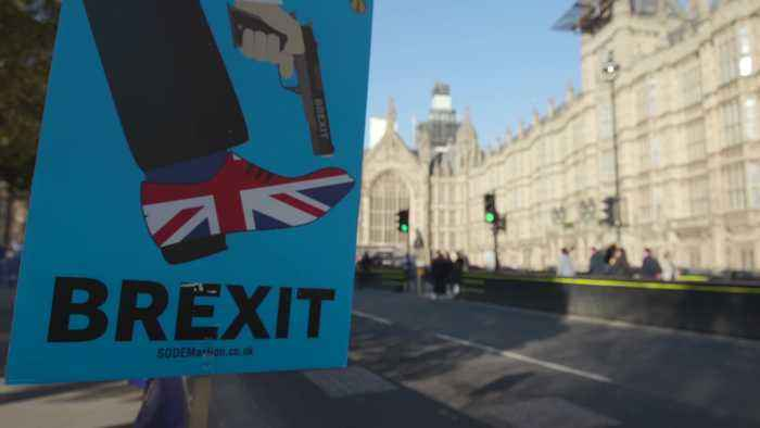 Brexit: 13 days until Britain is scheduled to leave the EU