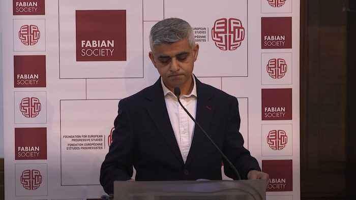 Sadiq Khan announces 'Green New Deal' for a carbon neutral London by 2030