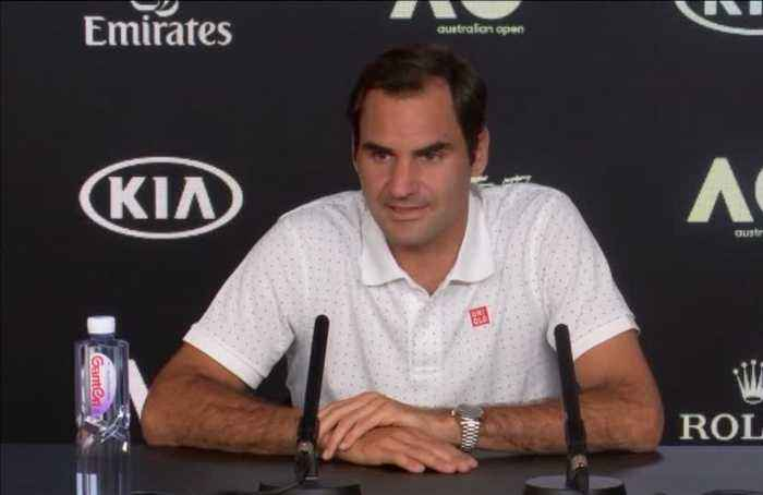 Federer expects tough challenge from Johnson