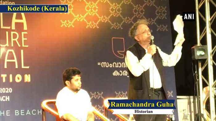 Young India does not want fifth generation dynast Ramachandra Guha on Rahul Gandhi
