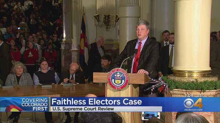 U.S. Supreme Court Will Hear Colorado Case Ahead Of 2020 Election