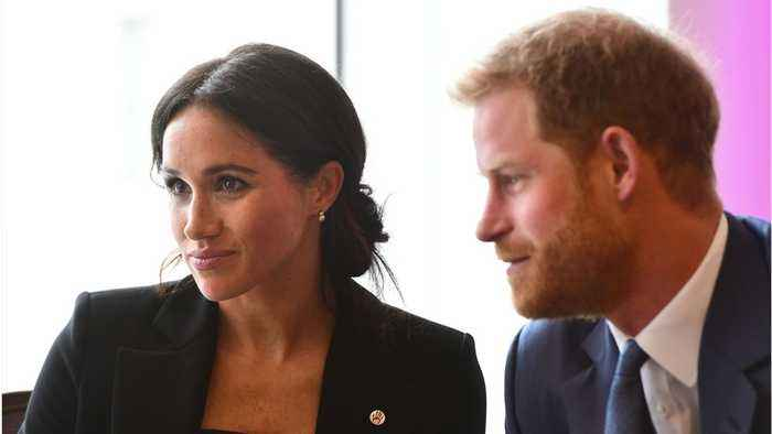 Prince Harry To Jon Favreau: Meghan Available For Voiceover