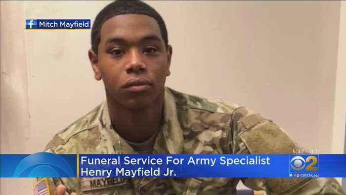 Hazel Crest Soldier Laid To Rest