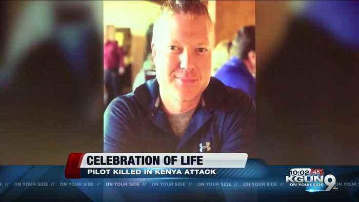 Community mourns loss of Arizona pilot killed in Kenya