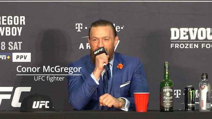 UFC 246: Conor McGregor beats Donald Cerrone in 40 seconds