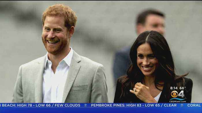 Royal Family Issue Announcement About Future Of Prince Harry & Meghan Markle