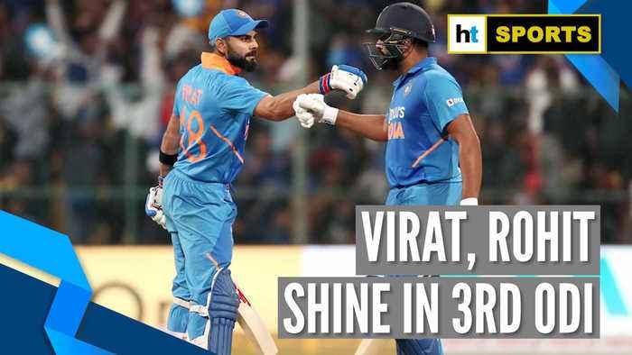 India beat Australia to win ODI series; Virat Kohli breaks MS Dhoni's record