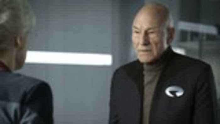 Patrick Stewart On His Favorite 'Star Trek' Film, Close Friendship with Sir Ian McKellen and More | In Studio