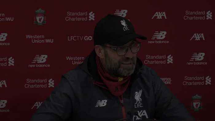Klopp wants his team to maintain focus despite extending lead to 16 points