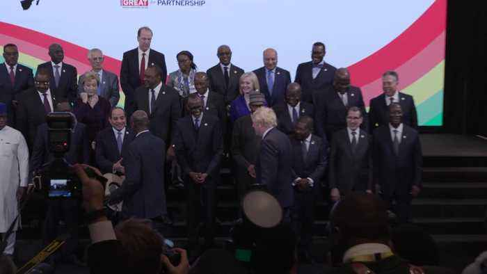 Boris Johnson calls for UK to be 'partner of choice' for Africa