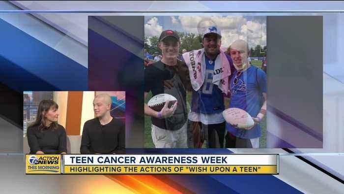 It's Teen Cancer Awareness Week