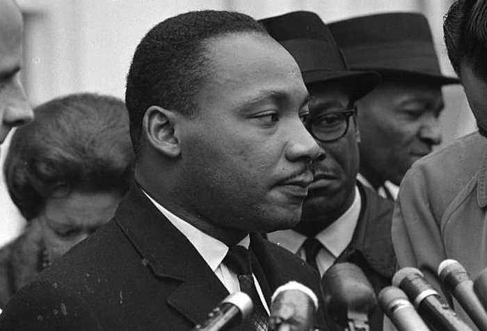 5 Facts About Martin Luther King Jr.