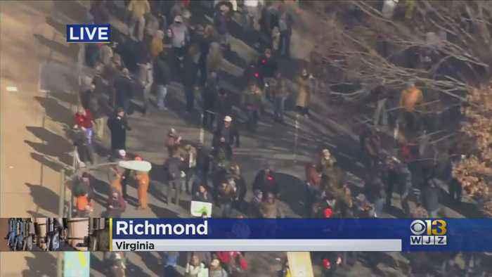 Credible Threats Of Violence, FBI Says As Thousands Gather For Virginia Gun Rally