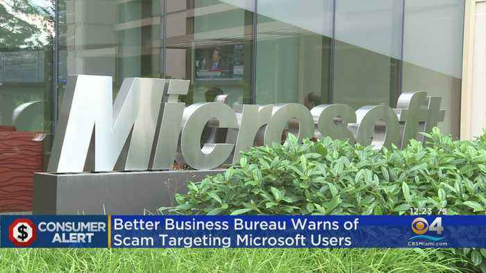Scam Making The Rounds Affecting Microsoft Computer Users