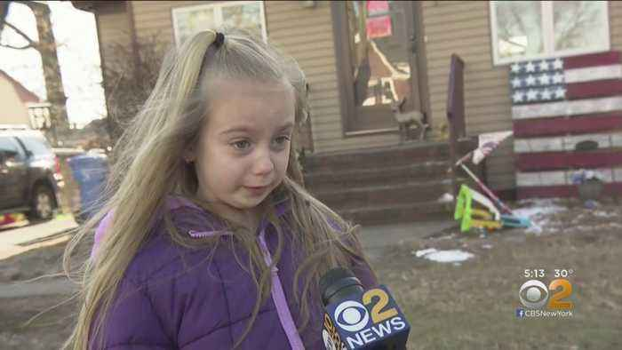 Little Hero Wakes Mommy, Daddy And Saves Whole Family From Fire In New Jersey
