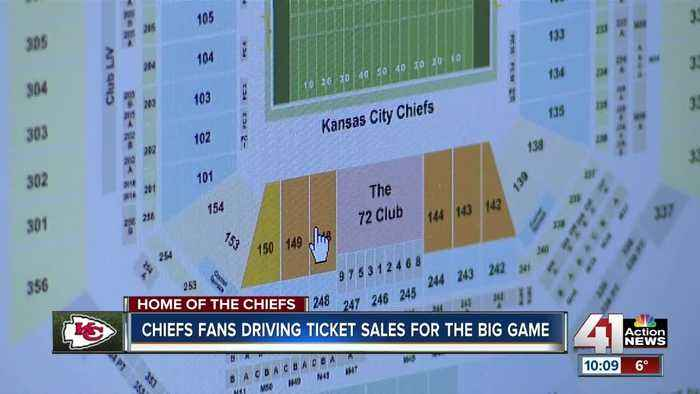 Super Bowl LIV could be the most expensive yet as Chiefs Kingdom prepares for the big game