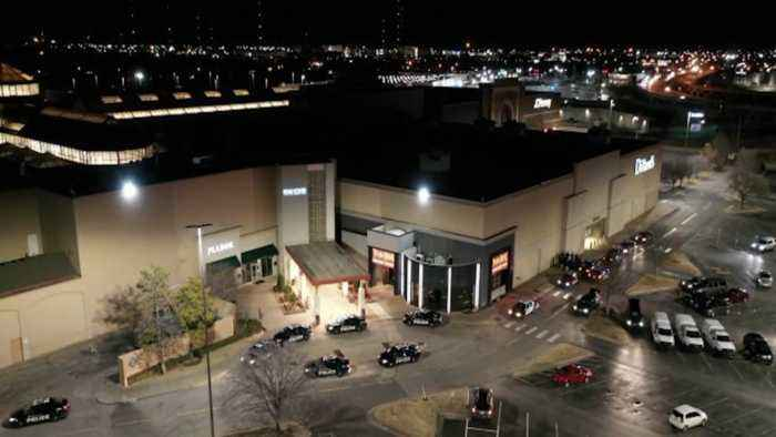 Shots Fired at Oklahoma City Mall, Suspect on the Loose