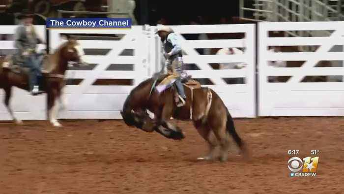 'Cowboys Of Color' Rodeo Happening In Fort Worth Monday Night