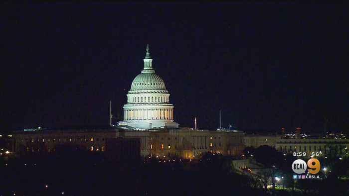 Trump Lawyers Blast Democrats For 'Flimsy' Case Ahead Of Senate Impeachment Trial