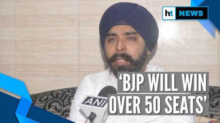 Delhi Elections 2020 l Kejriwal is scared of BJP: Taginder Bagga