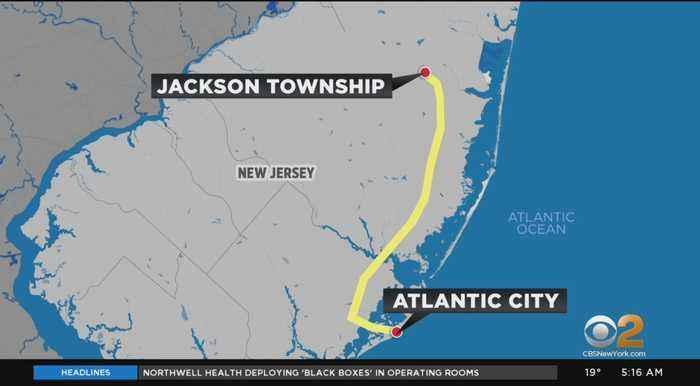 Waze App Mix-Up For Atlantic City Visitors