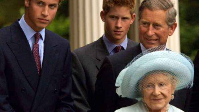 Why The Queen Mother Wouldn't Have Agreed With Prince Harry And Meghan Markle's Royal Exit