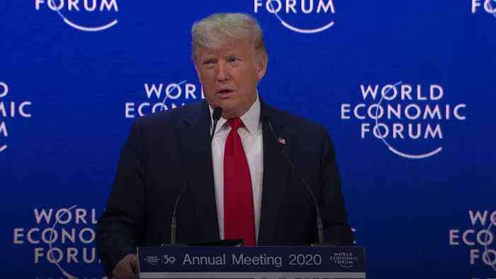 Donald Trump: US winning again like never before