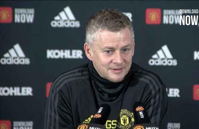 Man United's Solskjaer expects Rashford to miss Liverpool clash