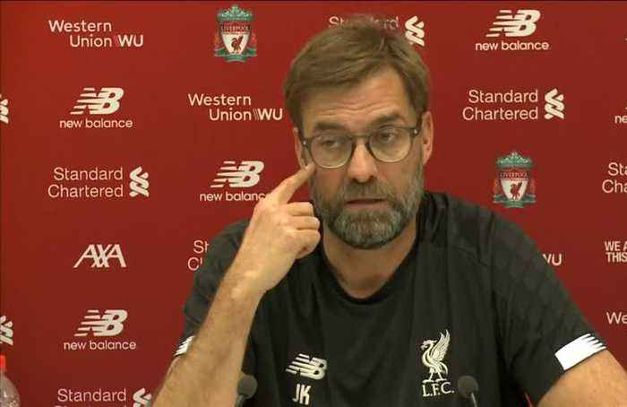 Klopp angry at AFCON timing