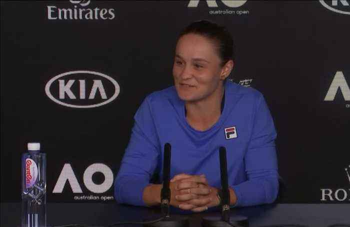 Barty targets success on home soil ahead of Australian Open