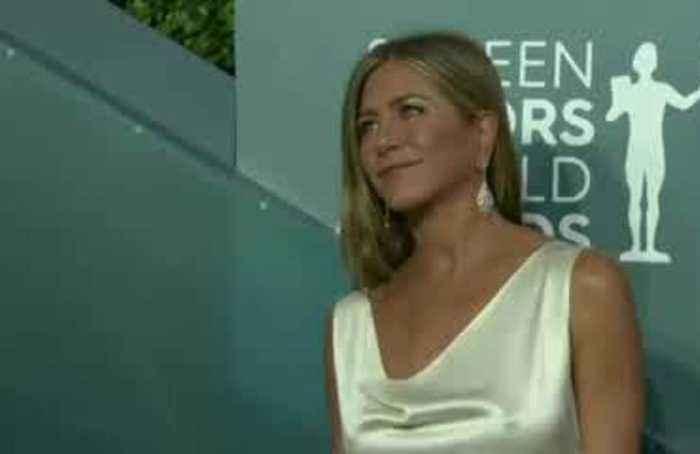Hollywood superstars arrive for the SAG awards