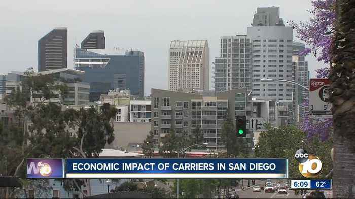 San Diego's new aircraft carriers to infuse $1.6 billion in region but could pressure housing market
