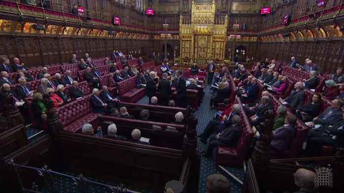 Brexit: Government suffers fourth defeat in the Lords