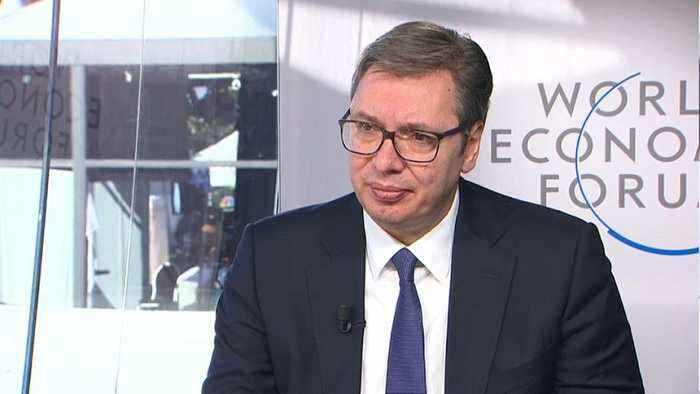 Serbia president Vučić 'fed up of being lectured' over ties with Russia and China