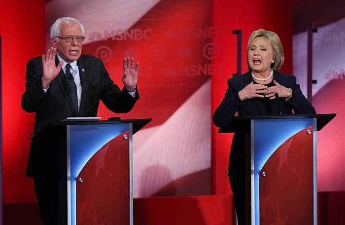 Hillary Clinton Says 'Nobody Likes' Bernie Sanders, Won't Endorse Him