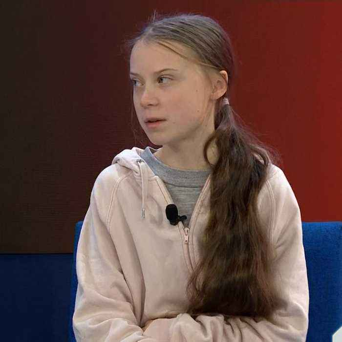 Greta Thunberg says 'pretty much nothing has been done' about climate change