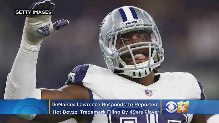 'Imposters': DeMarcus Lawrence Responds To Reported 'Hot Boyzz' Trademark Filing By 49ers' Kwon Alexander