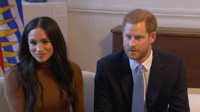 Prince Harry Arrives in B.C.