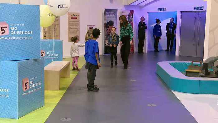 Kate launches a national survey on early childhood