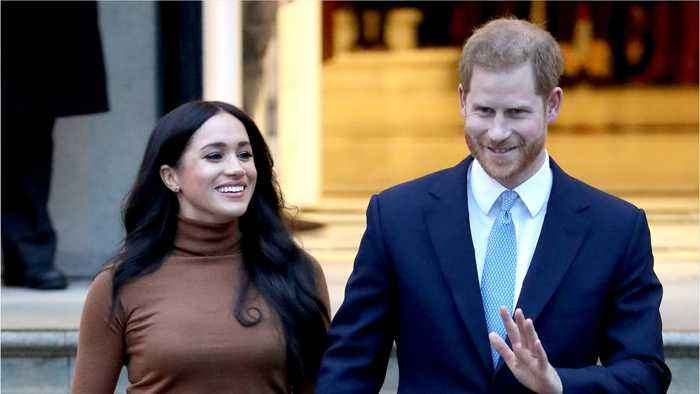 Harry, Meghan's Canada Move: Archie's Accent