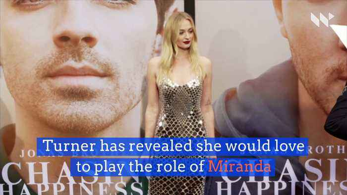 Sophie Turner Wants 'Lizzie McGuire' Role