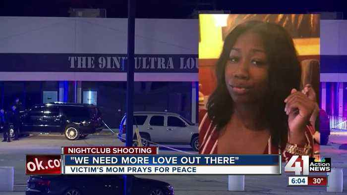Mother says she's lucky daughter survived mass shooting at nightclub