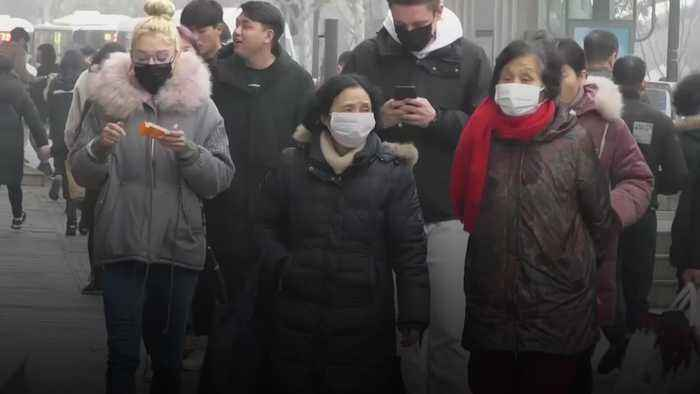Cornavirus public health emergency expected to be declared in China